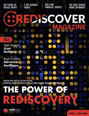 Rediscover Magazine Imagem