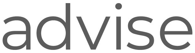 "AdviseU New Brand Identity: ""advise"""